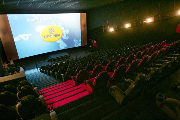 I Estudio Cinesa sobre hábitos de consumo cinematográfico en España